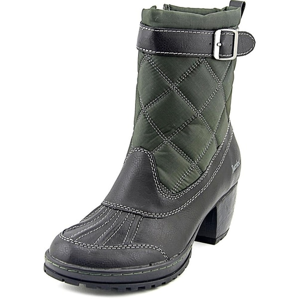 Jambu Dover-Vegan   Round Toe Synthetic  Rain Boot