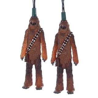 Chewbacca Christmas Light String