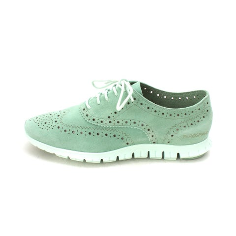 Cole Haan Womens Nevaehsam Low Top Lace Up Fashion Sneakers - 6