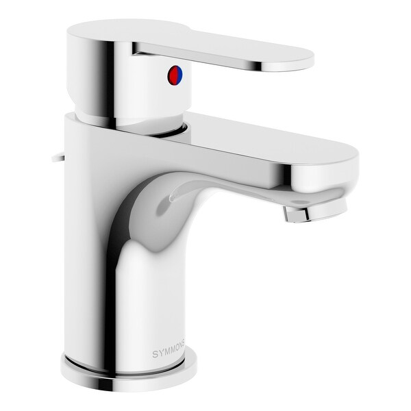 Symmons SLS-6712-0.5 Identity 0.5 GPM Single Hole Bathroom Faucet with - Polished Chrome. Opens flyout.