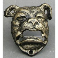 Bulldog Bottle Opener