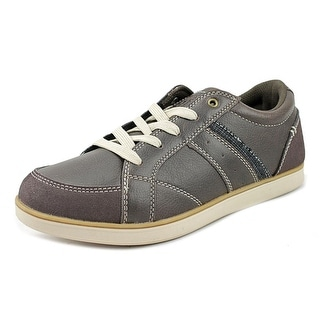 Steve Madden Tonyy Men   Canvas Brown Fashion Sneakers