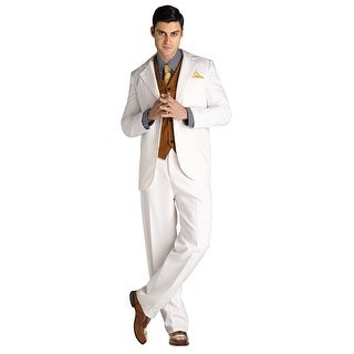 Mens Jay Gatsby Suit Halloween Costume - standard - one size