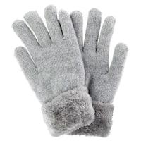 Clear Creek Women's Sherpa Lined Winter Glove
