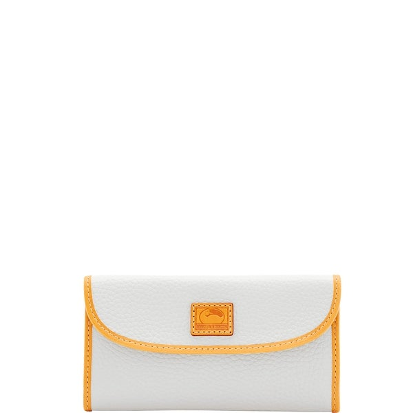 Dooney & Bourke Patterson Leather Continental Clutch Wallet (Introduced by Dooney & Bourke at $128 in Dec 2016)