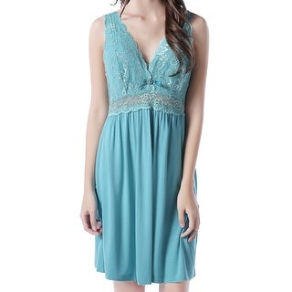 Link to Richie House Women's Lace Pajama Nightwear Dress Similar Items in Intimates