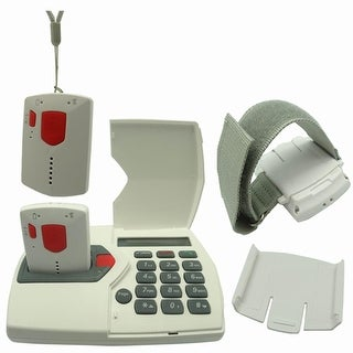 Future Call FC-0206-Bundle SOS Pendant Phone