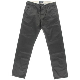 Matchstick Mens Twill Slim Fit Casual Pants - 40