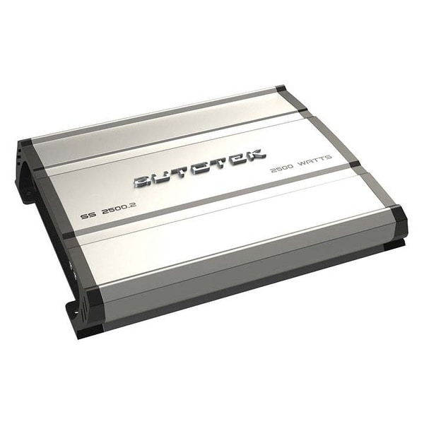 Autotek Super Sport Amplifier 2500 Watt 2 Channel