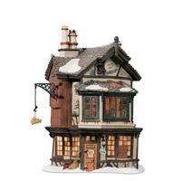 Ebenezer Scrooge House