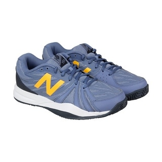 New Balance 786V2 Mens Gray Synthetic Athletic Lace Up Running Shoes