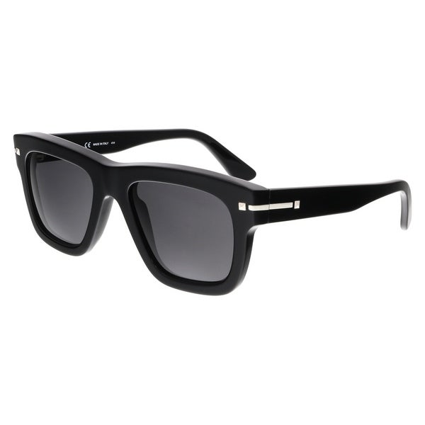 Valentino V702S 001 Black Square Sunglasses