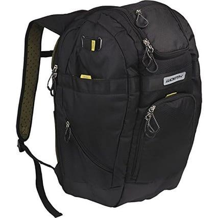 Worth Sports LLBK Legit Leader Backpack (Black)