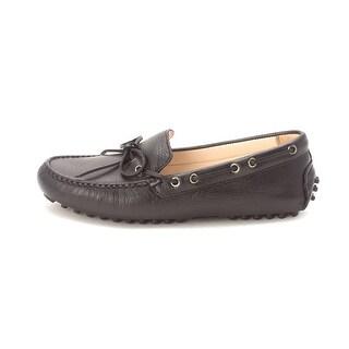 Cole Haan Womens Garnet II Leather Closed Toe