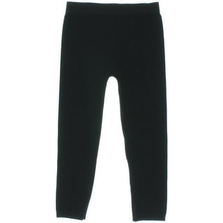 Sofra Womens Stretch Crop Leggings - o/s
