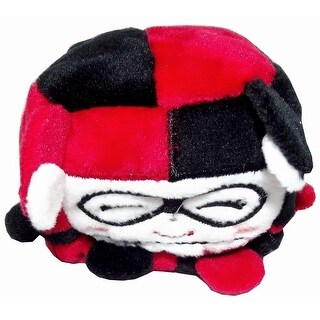 "DC Comics Kawaii Cubes 2.25"" Plush: Harley Quinn - multi"