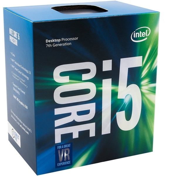 Intel Bx80677i57400 Core I5-7400 3.0 Ghz Quad-Core Lga 1151 Processor