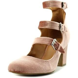 Indigo Rd. Ellie   Round Toe Synthetic  Heels