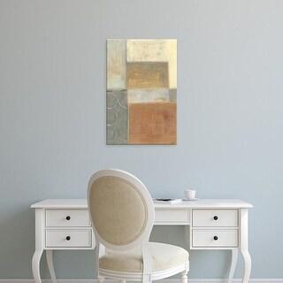 Easy Art Prints Norman Wyatt's 'Nickel and Earth I' Premium Canvas Art