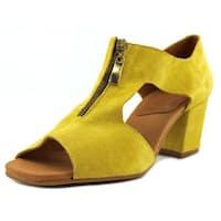 Sixtyseven 78498 Women Yellow Sandals