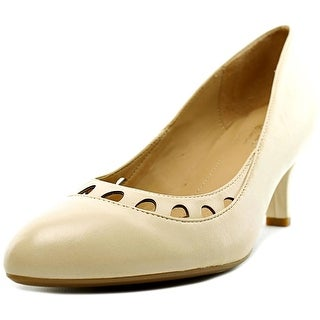 Naturalizer Dagley Women  Pointed Toe Leather  Heels