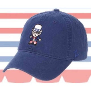 Zephyr Hat Cap 4th of July Uncle Sam Tokyodachi Patch USA America Patriot Navy