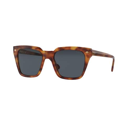 Vogue VO5380S 279287 50 Yellow Havana Man Pillow Sunglasses