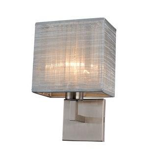 Bromi Design B5403BN Prescott 1 Light Wall Sconce