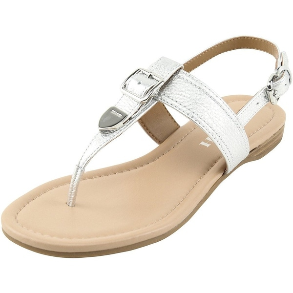 Coach Women¡¯s Cassidy Metallic Tumbled Sandals, Style A01627