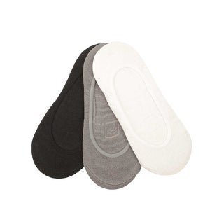 Sperry Women's 3-Pack Micro Liner Socks