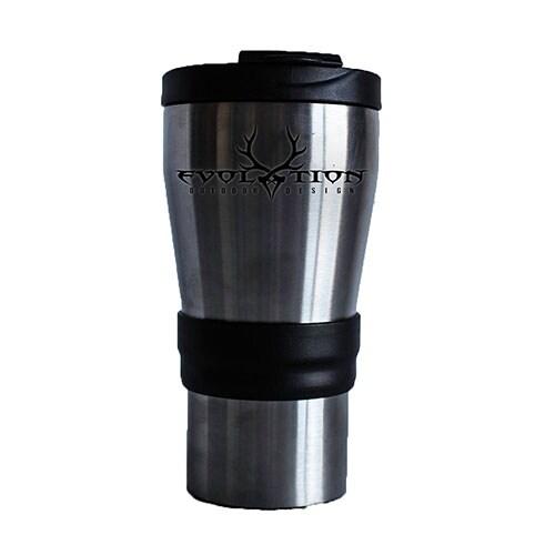 Evolution Design Stainless Steel Travel Mug Stainless Steel Travel Mug 700ml