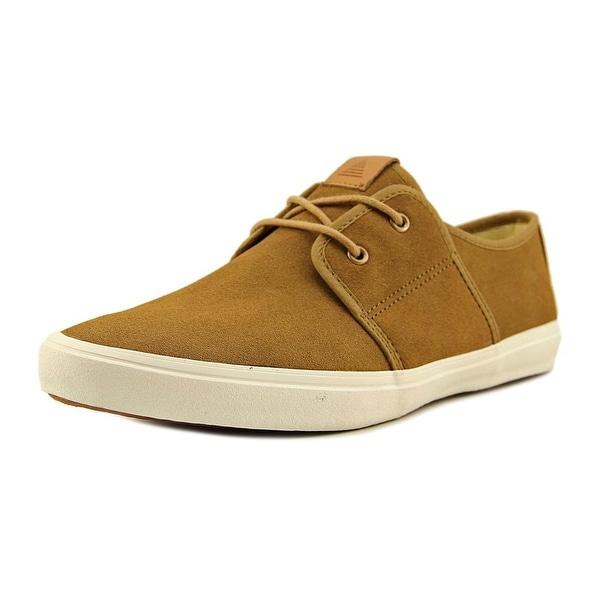 Aldo Adric Men Leather Bronze Fashion Sneakers