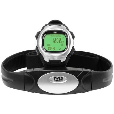 Marathon Heart Rate Watch W/ USB and Walking/Running Sensor