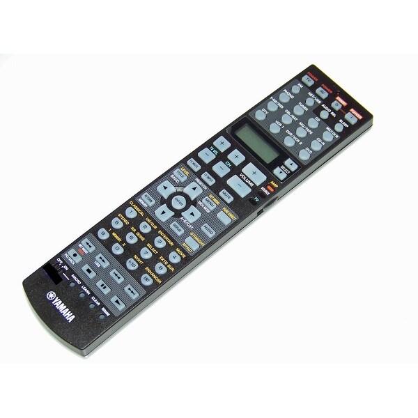 OEM Yamaha Remote Control Originally Shipped With: RXV2700, RX-V2700, RXV2700BL, RX-V2700BL