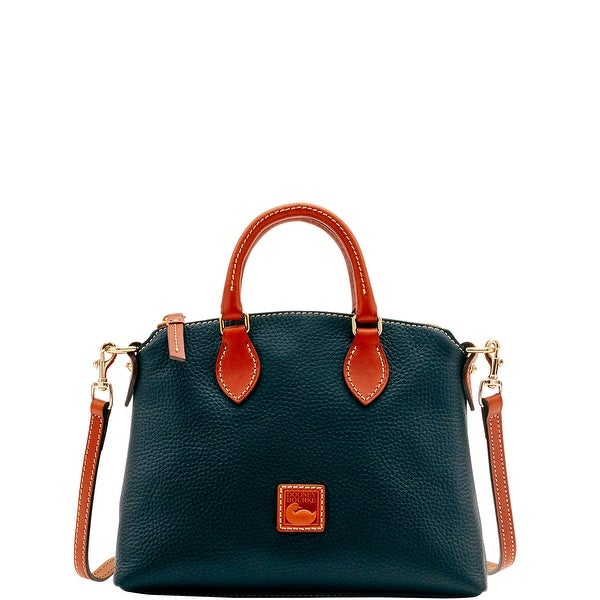 Dooney & Bourke Pebble Grain Crossbody Satchel Shoulder Bag (Introduced by Dooney & Bourke at $248 in Nov 2015)