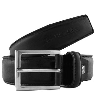 Renato Balestra W437/40   Leather Mens Belt