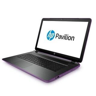 "HP Pavilion 17-G037CY 17.3"" Touch Laptop AMD A6-6310 1.8GHz 8GB 1TB Windows 10"