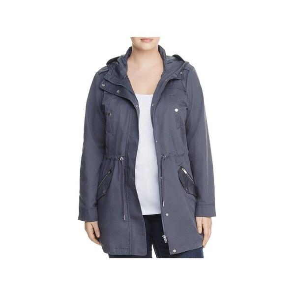 fe89f47a231664 Shop Junarose Womens Plus Parka Coat 4 Pocket Hooded - On Sale ...