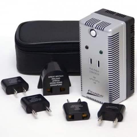Travel Smart PS-200E Voltage Converter/Adapter Set