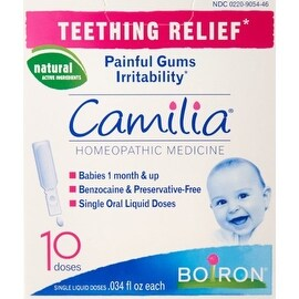 Boiron Camilia Liquid 10 Each (4 options available)