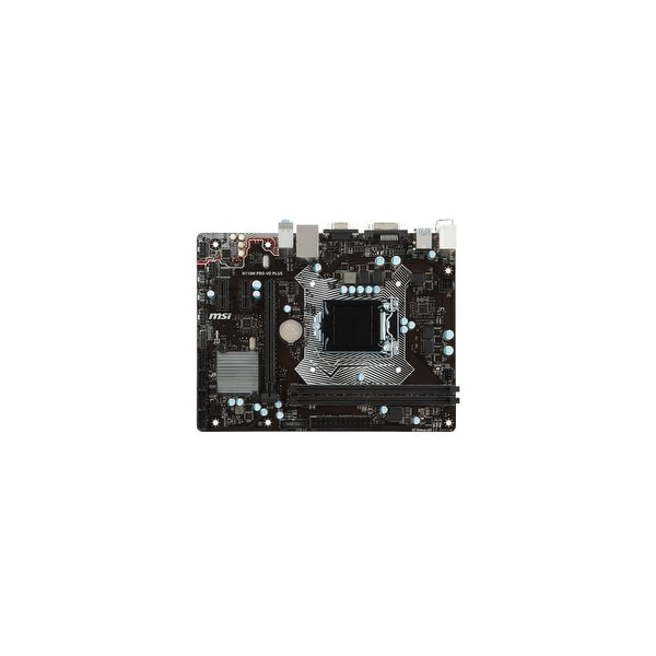MSI USA H110M PRO-VD PLUS Mother Boards