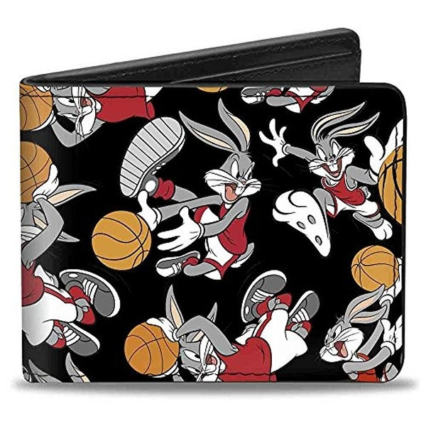 Buckle-Down Bifold Wallet Bugs Bunny