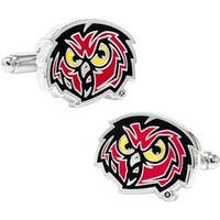 Cufflinks PD-OWLS-SL Temple University Owls Cufflinks