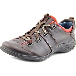 Romika Romotion 10 Round Toe Leather Sneakers