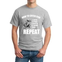 How To Catch a Fish T-shirt