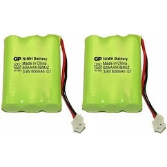 Clarity W425 PRO Cordless Phone Battery Combo-Pack includes: 2 x UL958 Batteries