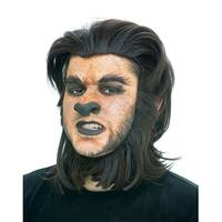 Werewolf Nose Costume Accessory Adult One Size - Black