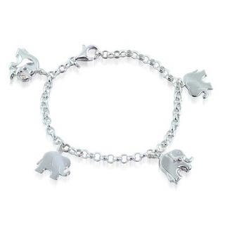 Bling Jewelry Patriotic Sterling Silver Elephant Charms Bracelet|https://ak1.ostkcdn.com/images/products/is/images/direct/4fc89d2d5dfd08f922e3fdb6fb3be4a918a1e1c0/Bling-Jewelry-Patriotic-Sterling-Silver-Elephant-Charms-Bracelet.jpg?impolicy=medium