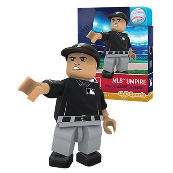 ddc4abf6 Shop OYO Sports P-MLBGEN00-G5LE MLB Umpire LE Minifigure - Free Shipping On  Orders Over $45 - Overstock - 26215245