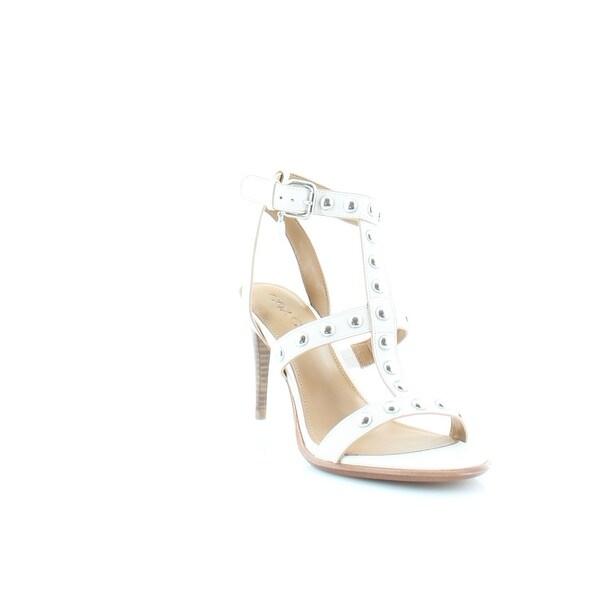 35ce7d1f8780 Shop Coach Isabel II Women s Heels Chalk - Free Shipping Today ...